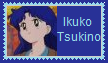 Ikuko Tsukino Stamp by KittyJewelpet78