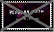 Anti Regular Show Stamp by SoraRoyals77