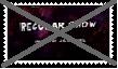 Anti Regular Show Stamp by KittyJewelpet78