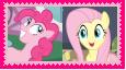 FlutterPie Stamp by SoraJayhawk77