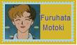 Furuhata Motoki Stamp by KittyJewelpet78