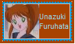 Unazuki Furuhata Stamp by KittyJewelpet78