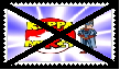 Anti Kappa Mikey Stamp by SoraJayhawk77