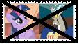 Anti DiscoSparkle Stamp by KittyJewelpet78