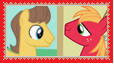 MacinCaramel Stamp by KittyJewelpet78