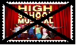 Anti High School Musical Stamp by SoraJayhawk77