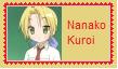 Nanako Kuroi Stamp by SoraRoyals77