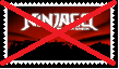 Anti Ninjago Masters of Spinjitzu Stamp by SoraJayhawk77