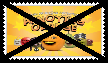 Anti The Adventures of Annoying Orange Stamp by KittyJewelpet78