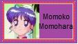 Momoko Momohara Stamp by KittyJewelpet78