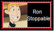 Ron Stoppable Stamp by KittyJewelpet78