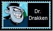 Dr. Drakken Stamp by SoraRoyals77