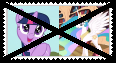 Anti Twilestia Stamp by SoraRoyals77