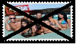 Anti Jersey Shore Stamp by SoraJayhawk77