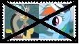 Anti Rainbowcord Stamp by KittyJewelpet78