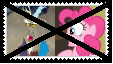 Anti DiscoPie Stamp by KittyJewelpet78