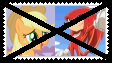 Anti KnucklesXAppleJack Stamp by SoraRoyals77