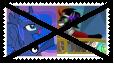 Anti King SombraXLuna Stamp by KittyJewelpet78