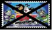 Anti Tuff Puppy Stamp by KittyJewelpet78