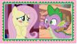 FlutterSpike Stamp by SoraRoyals77
