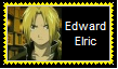 Edward Elric Stamp by SoraRoyals77