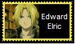 Edward Elric Stamp by KittyJewelpet78