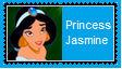 Princess Jasmine Stamp