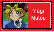 Yugi Mutou Stamp by SoraRoyals77