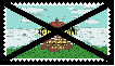 Anti Superjail Stamp