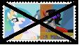 Anti CelestiaXKing Sombra Stamp by KittyJewelpet78