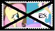 Anti CelestiaShy Stamp by KittyJewelpet78