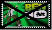 Anti Ben 10 Stamp by SoraJayhawk77
