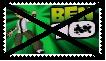 Anti Ben 10 Stamp by KittyJewelpet78