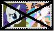 Anti RariCelestia Stamp by SoraJayhawk77