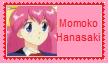 Momoko Hanasaki Stamp by KittyJewelpet78