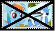 Anti MordeDash Stamp by SoraRoyals77