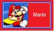 Mario Stamp by SoraJayhawk77