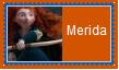 Merida Stamp by SoraRoyals77