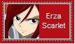 Erza Scarlet Stamp by KittyJewelpet78
