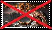 Anti God of War Stamp by SoraRoyals77