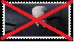 Anti Slenderman Stamp by SoraJayhawk77