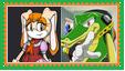 VectorXVanilla Stamp by SoraRoyals77