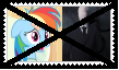 Anti SlenderDash Stamp by SoraJayhawk77
