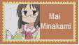 Mai Minakami Stamp by SoraRoyals77