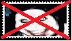 Anti Jeff The Killer Stamp by SoraRoyals77
