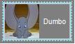 Dumbo Stamp by SoraRoyals77