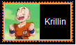Krillin Stamp by KittyJewelpet78