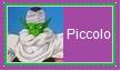 Piccolo Stamp by SoraRoyals77