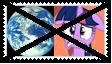 (Request) Anti TwilightXPlanet Earth Stamp by SoraJayhawk77