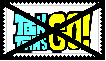Anti Teen Titans Go Stamp by KittyJewelpet78